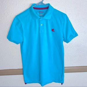 Express fitted Polo EUC